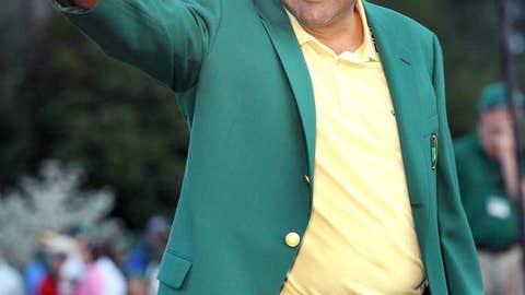 Angel Cabrera (2009)