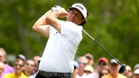 3. Phil Mickelson ($50 million)