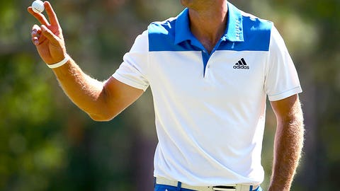 Stud: Dustin Johnson