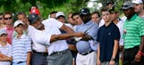 Tiger Woods misses cut at Congressional after second round