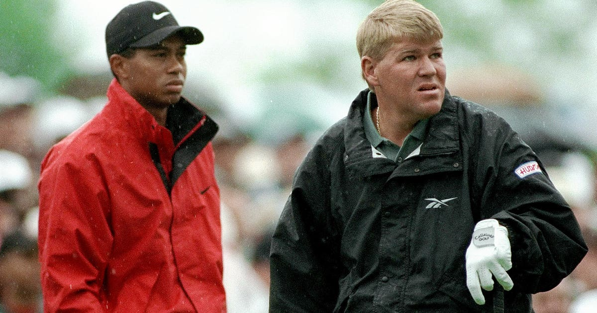 4a2037c8e96a3 John Daly explains the time he tried to drink with Tiger Woods