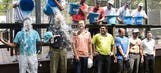 Team bonding: US Ryder Cup team takes #IceBucketChallenge together