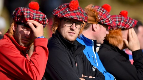 Scottish play