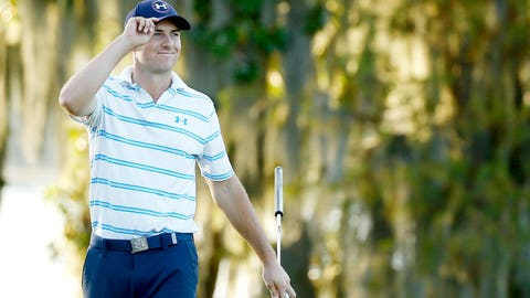 Romo isn't Spieth's only competition outside of the PGA Tour