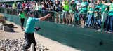 No fun: Golfers banned from throwing items to fans at Phoenix Open