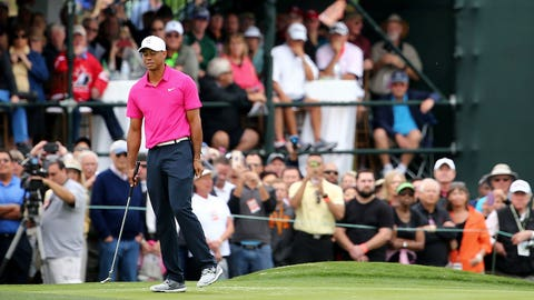 Tiger's return to Scottsdale