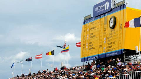 British Open (begins June 20)