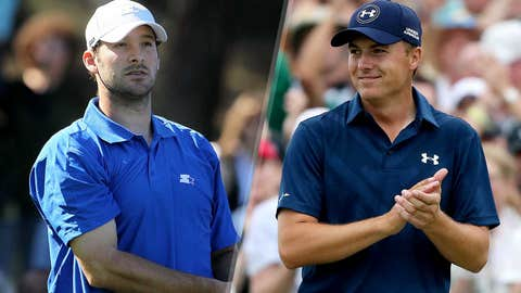 Spieth is a huge Dallas Cowboys fan and occasionally plays golf with quarterback Tony Romo