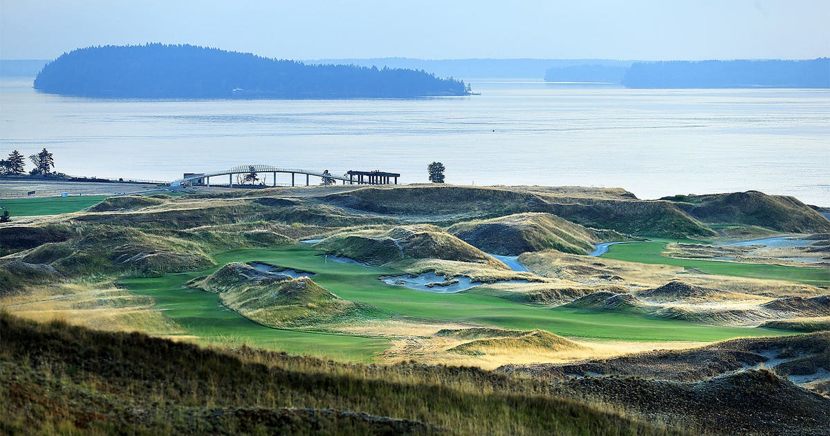 Rating Chambers Bay Ahead Of The U S Open Fox Sports