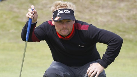 Surprise contenders — Soren Kjeldsen and Alex Noren