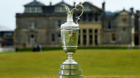 4. Claret Jug (British Open, golf)