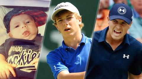 Jordan Spieth through the years: From teenage phenom to PGA front-runner