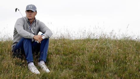 Spieth set up a charitable foundation in honor of his sister