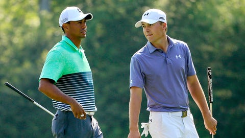 Tiger Woods and Jordan Spieth are the only players to win the US Junior Am multiple times