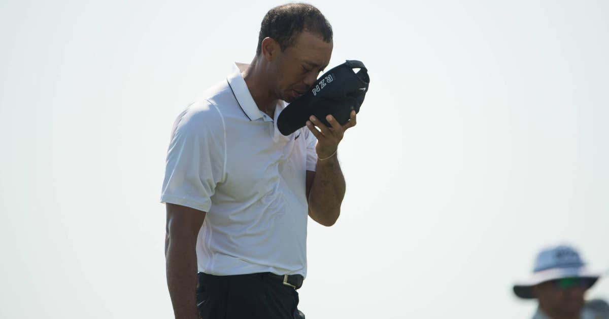 What\'s to blame for Tiger Woods\' struggles? A curse, man says ...