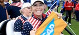 US women stage big rally in singles to capture Solheim Cup