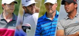What's in store for familiar foursome at PGA Championship