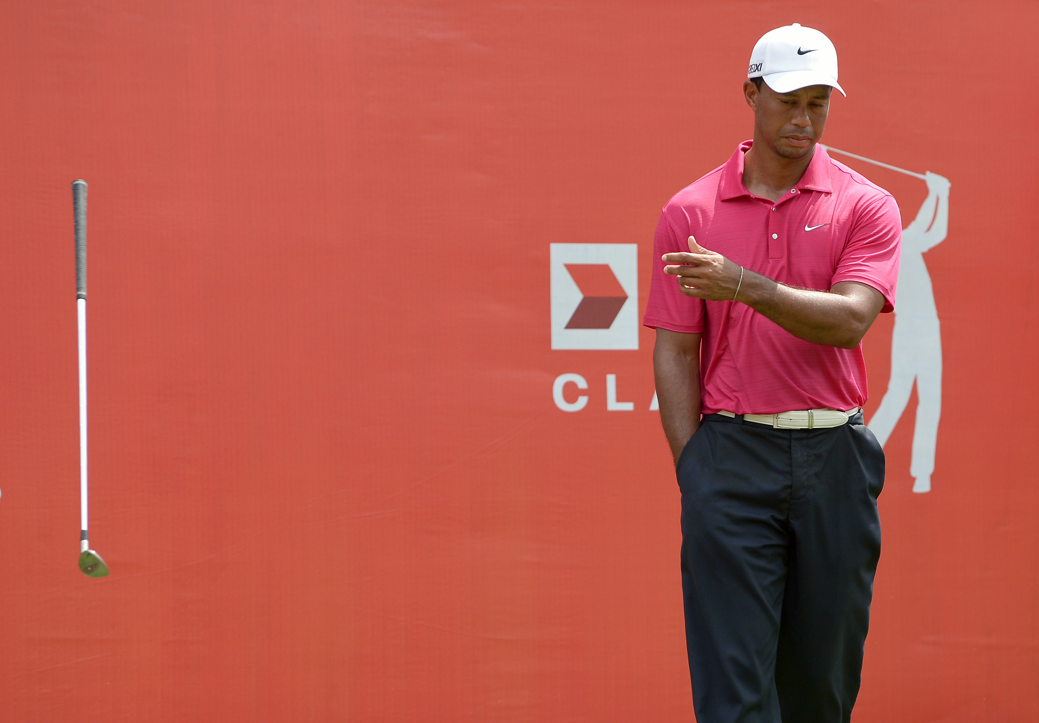 Tiger Woods is too old to break Jack Nicklaus' record, even