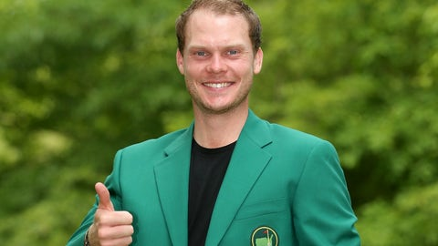 Jacksonville State: Danny Willett (pro golfer, 2016 Masters champion)