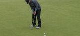 Paul Casey's four-putt from 4 feet at the Open was painful to watch