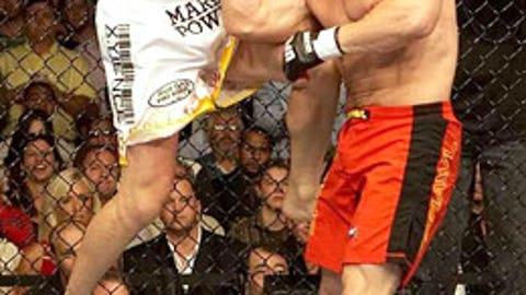 Shamrock vs. Ortiz I