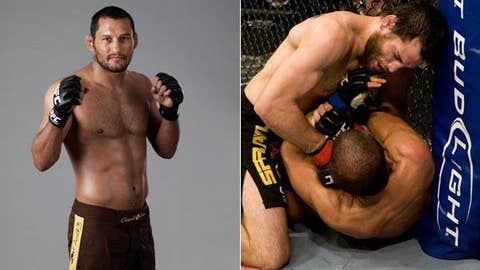 Dan Henderson and Jon Fitch