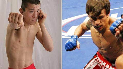 Shinya Aoki, Dominick Cruz