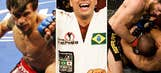 MMA pound-for-pound rankings