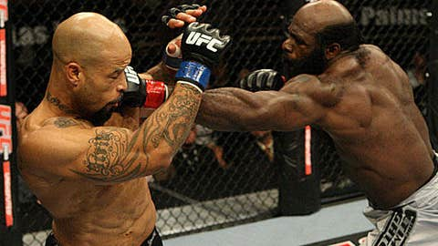 Kimbo returns to the Octagon