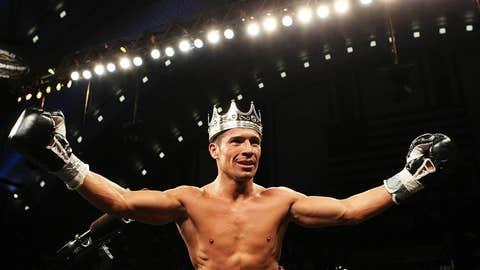 Sergio Martinez, middleweight (49-2-2, 28 KOs)