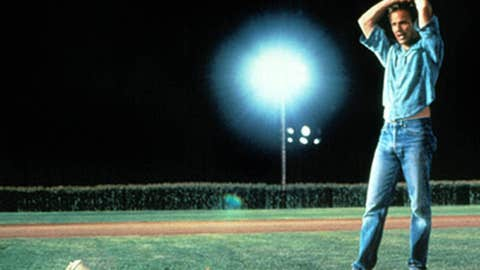 Kevin Costner, baseball