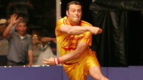 Vince Vaughn, dodgeball