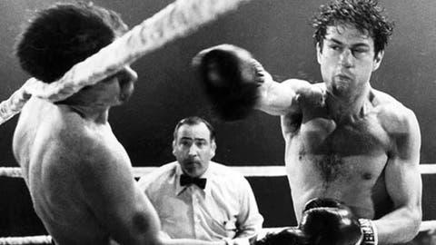 Robert De Niro, boxing