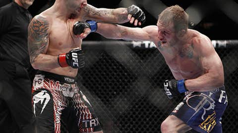 UFC 125: Edgar vs Maynard