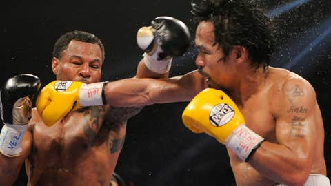 Shane Mosley Manny Pacquiao