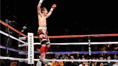 Nonito Donaire, bantamweight (28-1, 18 KOs)