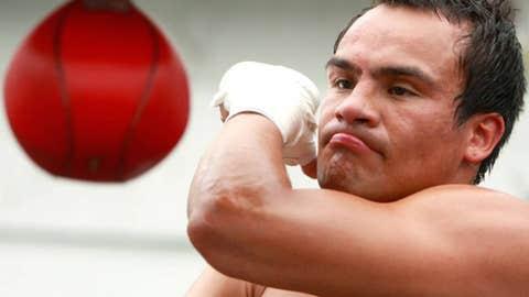 Juan Manuel Marquez, lightweight (54-6-1, 39 KOs)