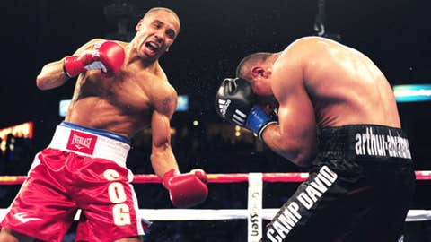 Andre Ward, super middleweight (25-0, 13 KOs)