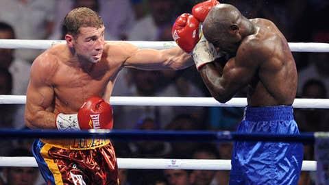 Lucian Bute, super middleweight (30-0, 24 KOs)