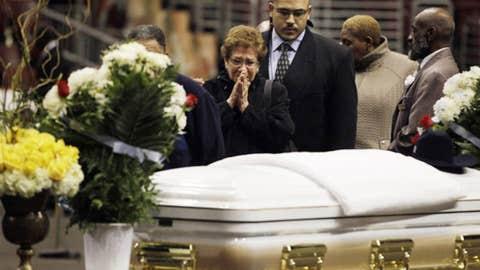 Joe Frazier: January 12, 1944 – November 7, 2011