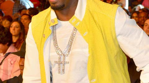 Hey, look! It's Sean Puff Daddy Diddy Combs