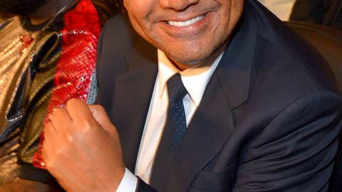 I'm George Lopez, and I'm damn happy about it!