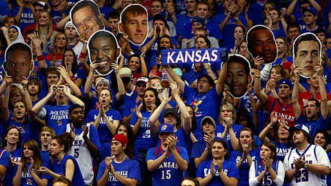 Allen Fieldhouse, Kansas