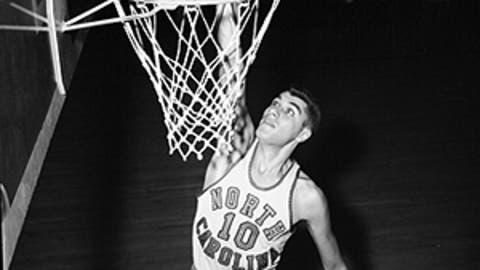 Lennie Rosenbluth, 1955-57