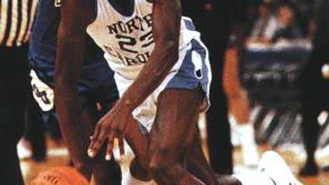 Michael Jordan, 1982-84
