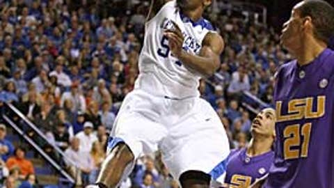 Patrick Patterson, Kentucky