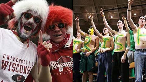 Top 10 college basketball arenas