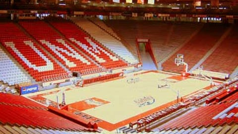 University Arena, New Mexico