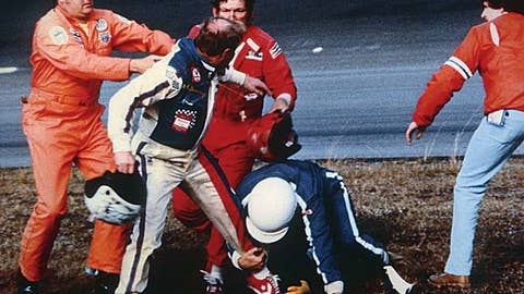 NASCAR: Yarborough vs. Allison