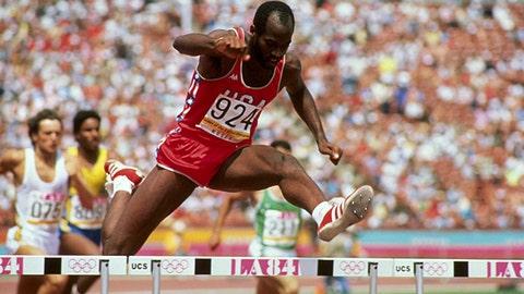 Edwin Moses, 122 wins, 1977-87